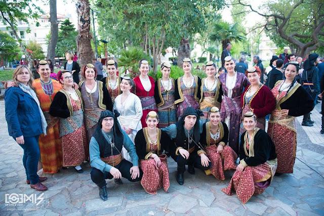 """Χοροί και Ποντιακή λύρα στη νέα χρονιά για τον """"Εύξεινο Πόντο"""" Κορυδαλλού"""