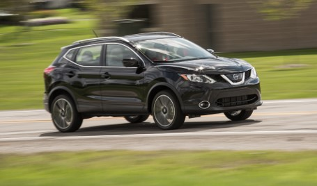 2017 Nissan Rogue Sport AWD Review