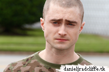 Google+: First look of Daniel Radcliffe as FBI agent Nate Foster in Imperium