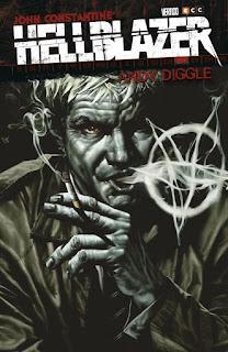 """Cómic: Reseña de """"Hellbleazer: Andy Diggle"""" - ECC Ediciones"""
