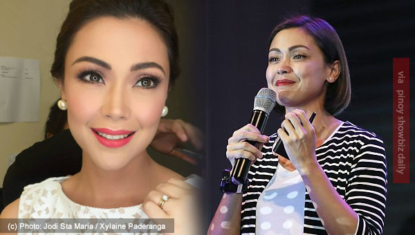 Jodi Sta. Maria admits taking alcohol and drugs after separation with husband