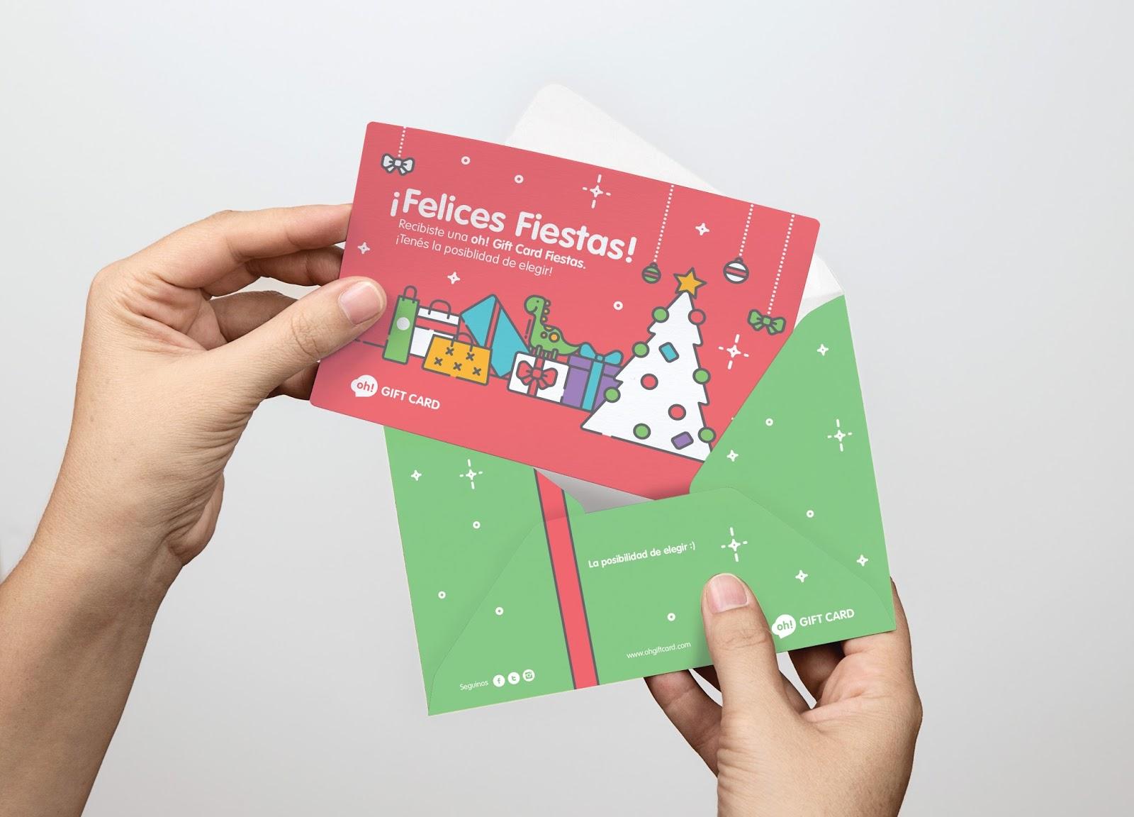 Por Que Una Gift Card Es Ideal Para Los Regalos Corporativos Mas
