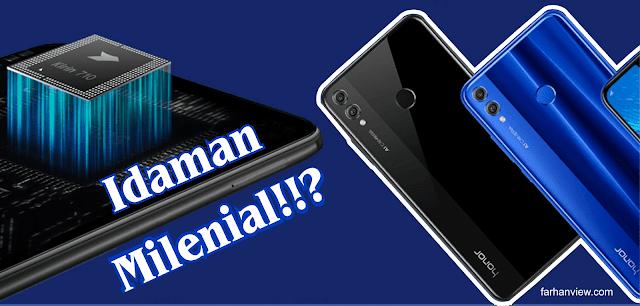 Smartphone Mid-end Idaman Para Generasi Milenial