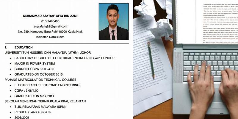 Resume Terbaik Menjadi Viral di Facebook | Media Hub - M