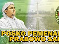 Download Spanduk Posko Pemenangan Prabowo Sandi Format CDR