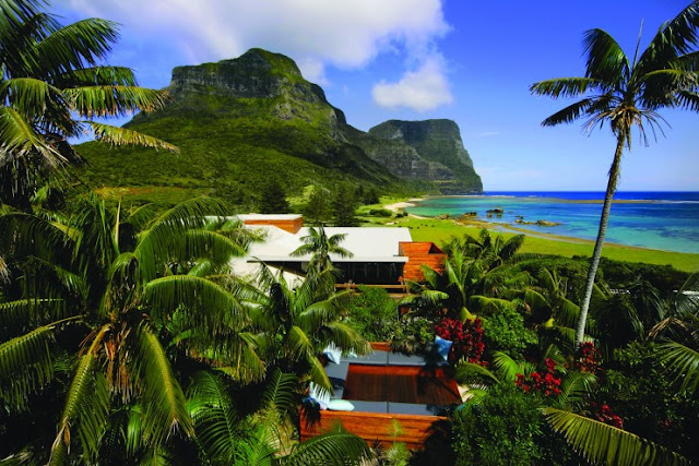 Capella Lodge, Pulau Lord Howe, Australia