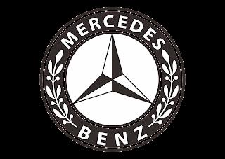 Mercedes Benz Logo Vector (design Part 2)~ Format Cdr, Ai ...