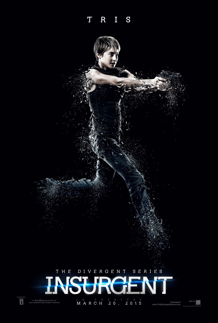 Poster 4: The Divergent Series Insurgent