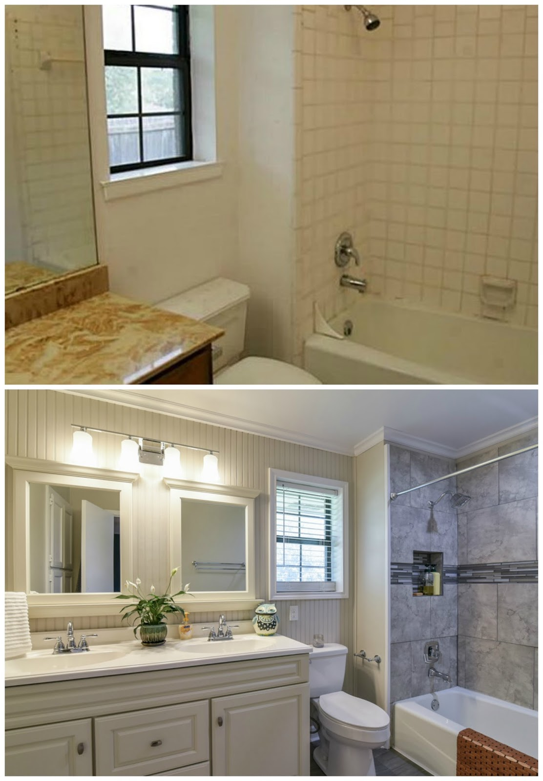 Marvelous Our new house has two very small bathrooms so I am seriously missing this space We can ut even shower in one of our bathrooms because of the way the