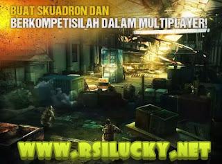 Download Modern Combat 5 APK+DATA