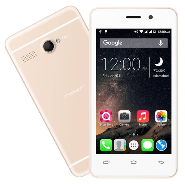 Qmobile i1 PAC Flash File  1000% Tested  Free Download