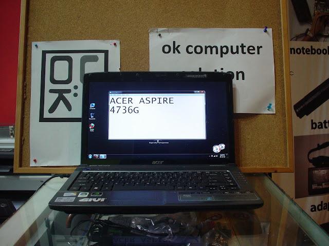 acer aspire 4736g
