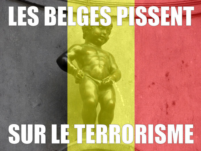 #PrayForBrussels Let's Show The World That We Are UNITED! - #29 Belgium Way Of Life
