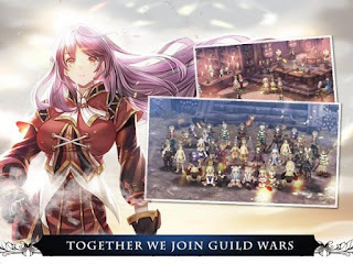 Guardians of Fantasy MOD Unlocked Characters Apk Android Terbaru Gratis Download