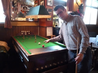 Bar Billiards in London