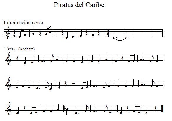 Eva Y Aitana: Música 2ºB: Partituras Y Canciones Para