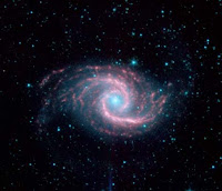 Galactic Core Explosions and Superwave Theory