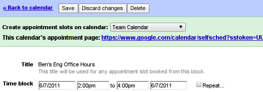 Official Gmail Blog Introducing Appointment Slots In