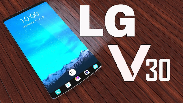 Comes with a Slide Screen, Is This The Appearance Of LG V30?
