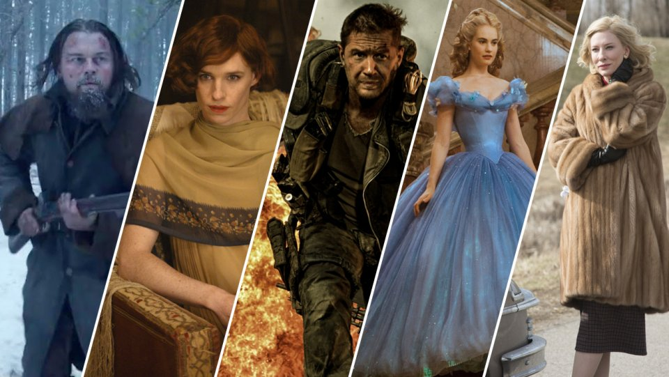 Itu0027s been a long while since the Oscars have been u0027thisu0027 unpredictable and I like it! I love Oscar Week! With only a few days to go you bess get your Oscar ...  sc 1 st  k-rated & k-rated: Oscar Nominees for Best Costume Design - 2016 Video Montage