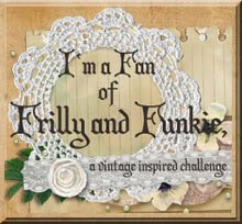 Frilly and Funkie Springtime Challenge