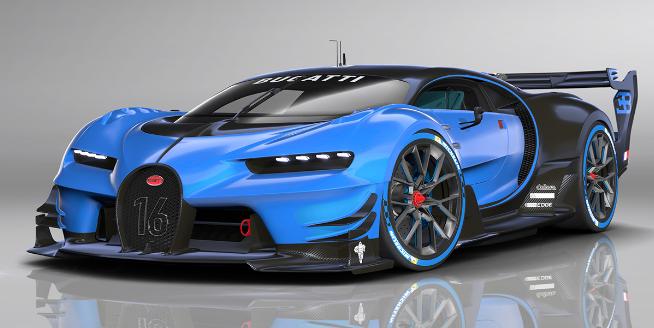 Bugatti Vision Gt Price >> 2017 Bugatti Vision Gt Release Date And Price Autocar