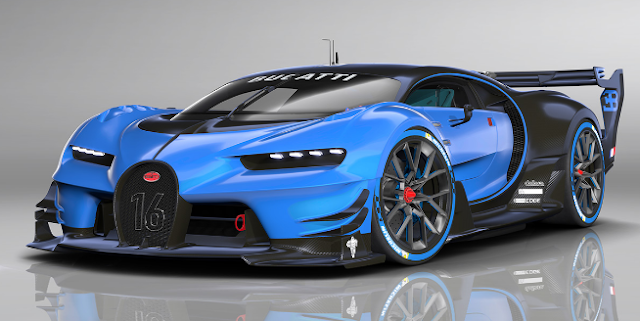 2017 bugatti vision gt release date and price autocar regeneration. Black Bedroom Furniture Sets. Home Design Ideas