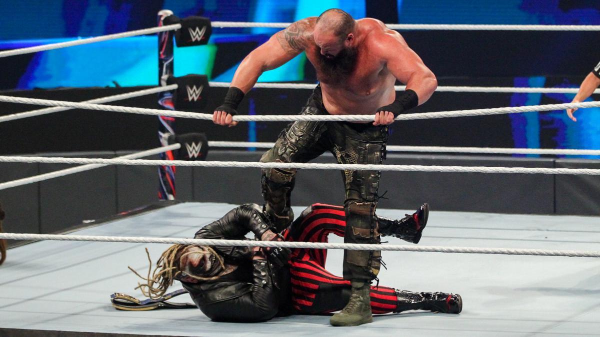 Braun Strowman teve que pedir permissão a Vince McMahon para raspar sua cabeça
