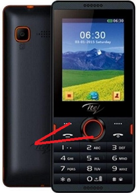 JOSTO GSM: New itel 2180 pac file