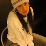 Andrea Rincon, Selena Spice Galeria 19: Buso Blanco y Jean Negro, Estilo Rapero Foto 54