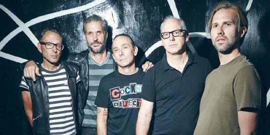 Bad Religion announce European Tour