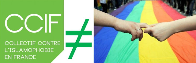 Le CCIF et l'homophobie : un faux silence, une vraie caution