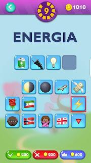 Emojination 2 Soluzioni livello 5 rebus 10