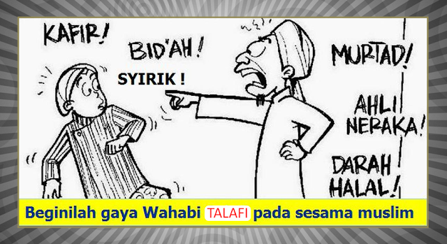trend salafi talafi