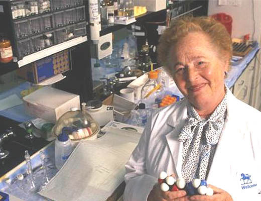 Gertrude penemu Allopurinol, Obat penurun kadar asam urat