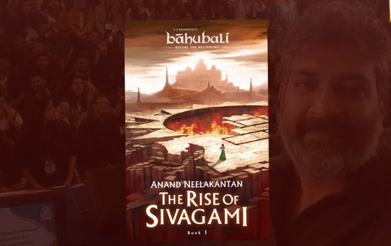 SS Rajamouli launched 'Rise of Sivagami' in Jaipur Literature Festival