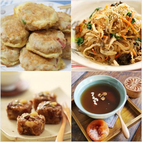 Nowhere: Korean Thanksgiving Day Foods