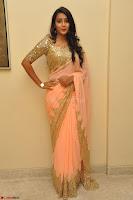 Bhanu Shri looks stunning in Beig Saree choli at Kalamandir Foundation 7th anniversary Celebrations ~  Actress Galleries 011.JPG