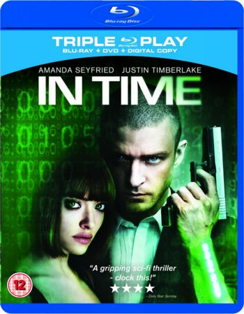 In Time (2011) BluRay 720p