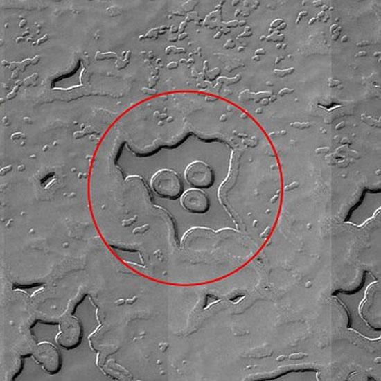 Estranhos círculos no solo de Marte intrigam especialistas e leigos pelo mundo - Img 1