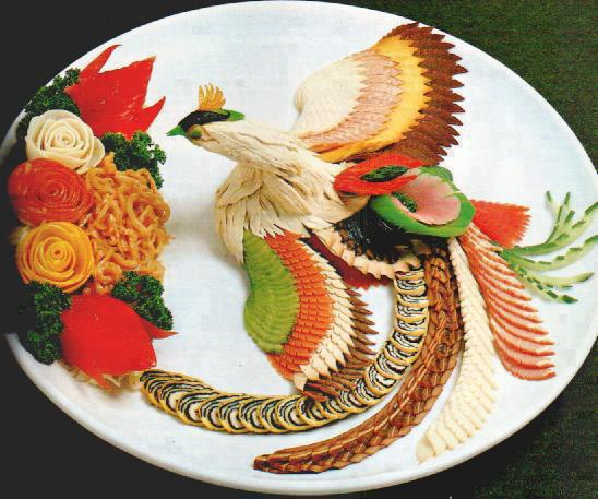 Crazy Foods: Awesome Food Art Presentation