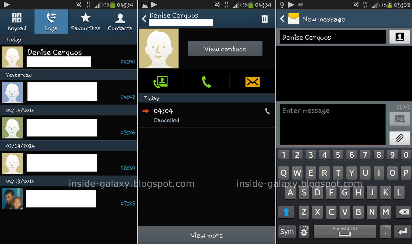 Samsung Galaxy S4: 4 Methods to Send a Message