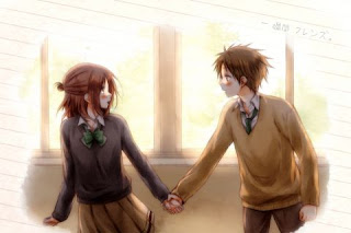 anime romance terbaik isshuukan friend