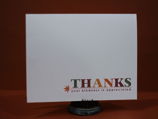 Digital Thank You {Free Download}
