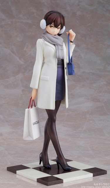 "Figuras: Imágenes y detalles de Kaga: Shopping Mode de """"Kantai Collection -KanColle-"" - Good Smile Company"