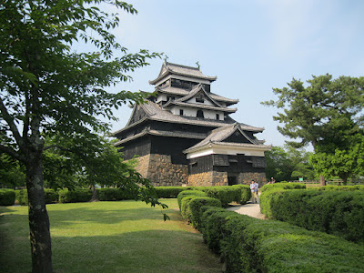Matsue Castle, Shimane Prefecture, Japan.