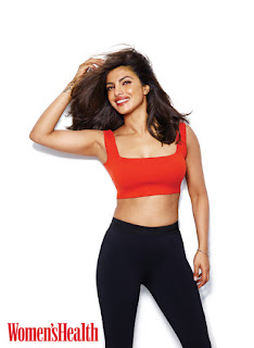 Priyanka Chopra looks awesome for Womens Health magazine