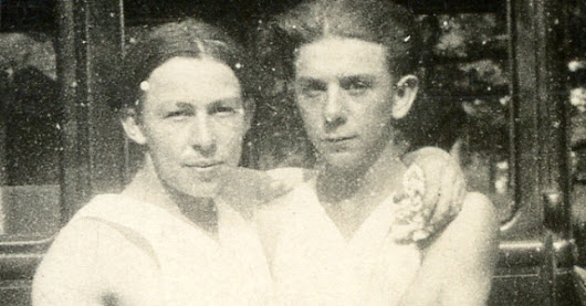 Ervin Sanetra, and His Brother Paul