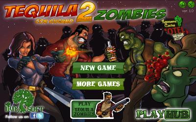 Tequila Zombies 2 - Jeu d'Action sur PC