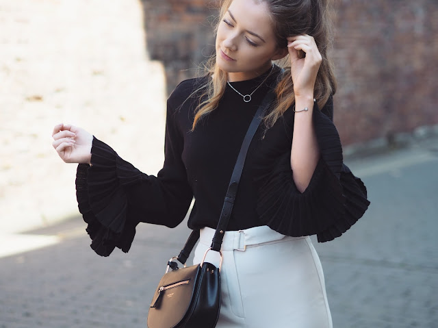 Falling in love with trousers and the perfect pair of culottes